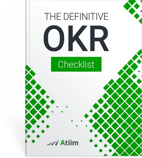 The Definitive OKR Checklist